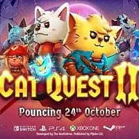 Switch《猫咪斗恶龙2》将于10月24日发售