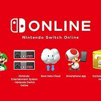 任天堂申明并没有取消Switch在线服务功能