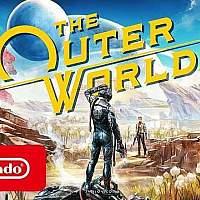 Switch《天外世界》将于2020年发售