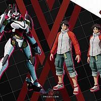 Switch《机甲战魔》与《交响诗篇》动画联动DLC发布