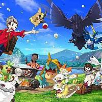 Switch《宝可梦:剑/盾》首发销量远超《精灵宝可梦:Let's Go》