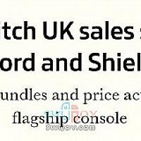 Switch跟着破英国销量纪录的《宝可梦:剑/盾》销量大涨30%