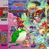 Switch《忍者茶茶丸合集》中文版预购开启 双十二发售
