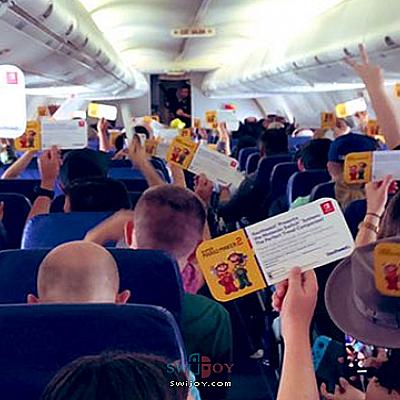 美国西南航空公司乘客可免费获得Switch和《超级马里奥制造2》