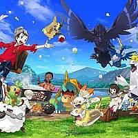 Switch《宝可梦:剑/盾》首月销量创北美区系列史高