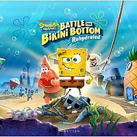 Switch《海绵宝宝:争霸比基尼海滩 - 再注水》重制版将于5月22日发售
