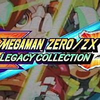 Switch《洛克人ZERO/ZX 遗产合集》预告发布 将于2月25日发售