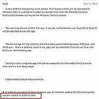 即将到来的Switch 5.0系统 会支持中文吗?