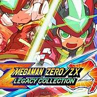 Switch《洛克人Zero/ZX遗产合集》容量公布 将于本月底发售