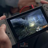 Switch第一人称射击游戏《地铁:归来》今日正式发售
