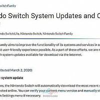 Switch固件9.2.0版更新已正式上线