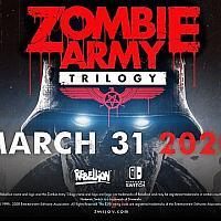 Switch《僵尸部队三部曲》中文版将于本月底发售