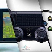 Switch、Xbox One X 和 PS4 Pro哪个更适合我?
