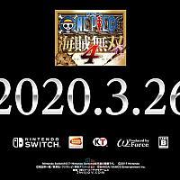 Switch版《海贼无双4》宣传片公开 3月26日发售