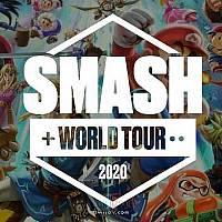 Switch《任天堂明星大乱斗》世界巡回赛因新冠疫情取消