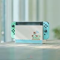 第2批Switch《动森》主题限定主机将于四月上旬发售