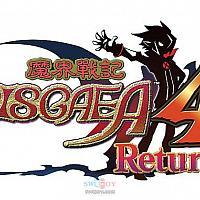 Switch《魔界战记4:回归》中文版将于4月23日发售