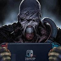 《生化危机3:重制版》试玩Demo代码泄露Switch版信息
