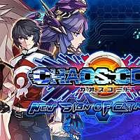 Switch格斗游戏《混沌代码:新生浩劫》今日正式发售