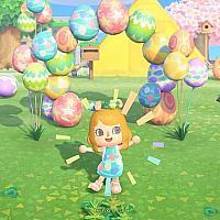 Switch《集合啦!动物森友会》复活节活动正式开启 彩蛋获取小贴士
