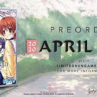 Switch《Clannad》将于4月15日限量发售实体版和典藏版