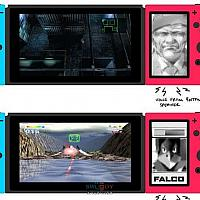 传新Switch或支持双屏功能