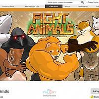 国产Switch沙雕格斗游戏《动物之战》今日发售