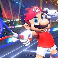 国行Switch游戏《歧路旅人》和《马力欧网球》授权登记已成功申请