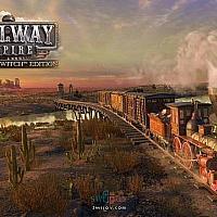 Switch《铁路帝国》再次延期至6月19日发售