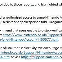 Switch账户大范围异常登录 已出现盗刷案例