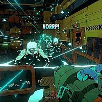 Switch射击游戏《虚空混蛋》将于5月7日发售