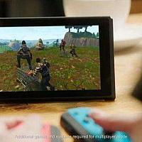 无需SwitchOnline手机APP 《堡垒之夜》Switch版支持游戏内语音