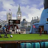 Switch休闲体育游戏《街头足球》将于今夏发售