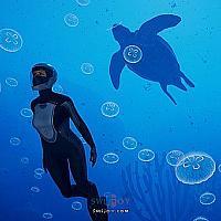 Switch海洋冒险游戏《深海超越》将于6月11日发售