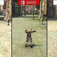 Switch版《异度神剑:终极版》与Wii和3DS对比演示
