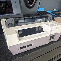 大神玩家用NES游戏机改造成Switch底座