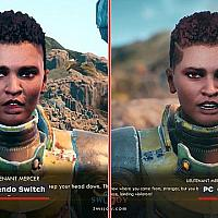 Switch《天外世界》与PC版对比演示曝光 明天正式发售
