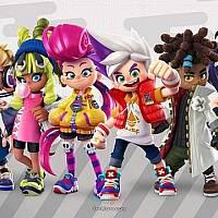 Switch《泡泡糖忍战》免费是为了吸引全龄玩家