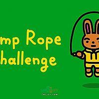 Switch跳绳小游戏《Jump Rope Challenge》9月底前免费下载