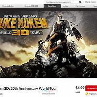Switch《毁灭公爵3D:20周年纪念版》将于6月23日发售