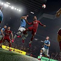 Switch《FIFA 21》仅更新了游戏菜单和广播展示
