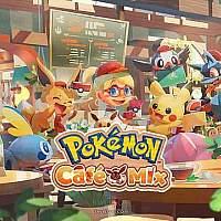 Switch免费游戏《宝可梦:Cafe Mix》将于6月24日发售