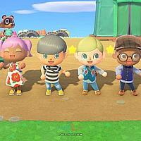 Switch《集合啦!动物森友会》1.2.1版本更新进一步确保有趣的游戏体验