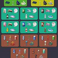 Switch《集合啦!动物森友会》的机场颜色决定了其他物品颜色