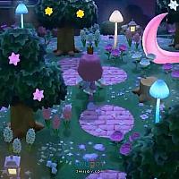黑客在Switch《动物森友会》种满了星星碎片树