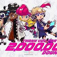 Switch免费游戏《Ninjala》发售5天下载量突破200万