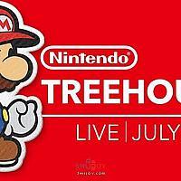 任天堂将于明日凌晨举行Switch游戏树屋直播活动