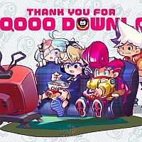 Switch《Ninjala》下载量达300万可免费领100忍币