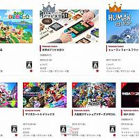 任天堂公布Switch上半年数字版游戏销量榜 《动物森友会》夺冠