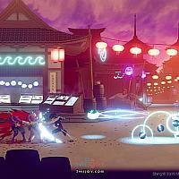 Switch横版动作游戏《Shing!》将于8月28日发售